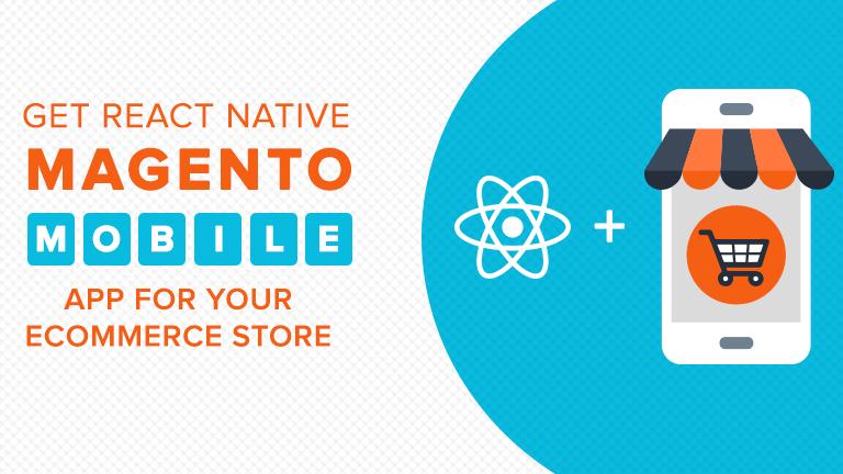React Native Magento Mobile App
